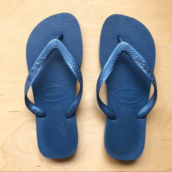 5dad207f3911 Havaianas Shoes - Havaianas Flip Flop Top Tiras size 39-40